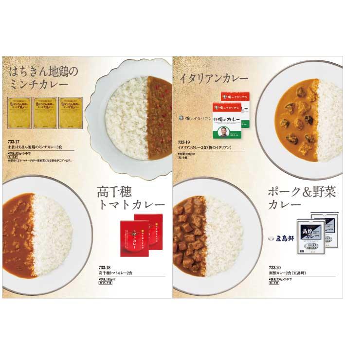 プレート+カレー専門カタログ ポルカ [B-03-070]-3