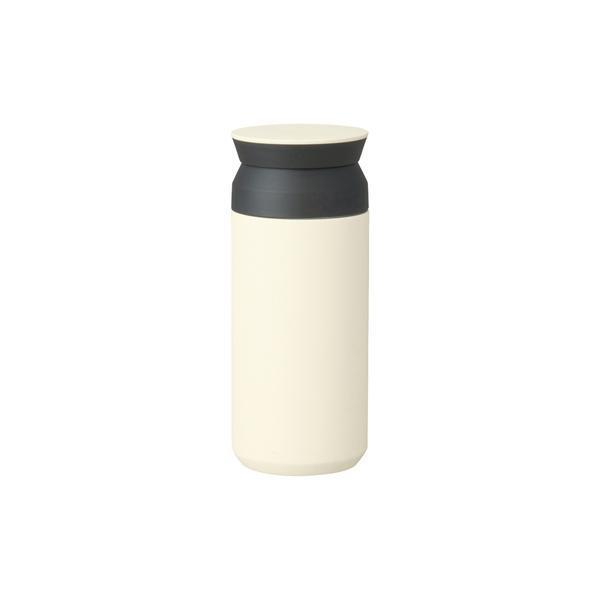 KINTO トラベルタンブラー (ホワイト)*この商品は8月上旬以降にご注文頂けます* [0882-182]