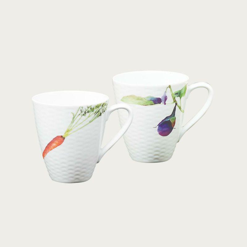 京香旬彩 マグペアセット(絵変り) [1620-35L/P94555]