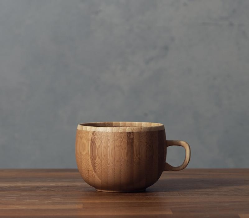 【RIVERET/リヴェレット】コーヒーカップ  単品 ブラウン [RV-206B]