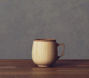【RIVERET/リヴェレット】カフェオレ マグ  単品 ホワイト [RV-205W]