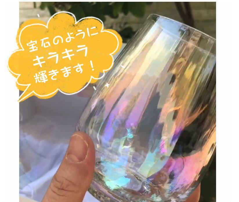女性友人に引き出物として人気♪キラキラ宝石のような可愛いパールグラス。<br></noscript><img class=
