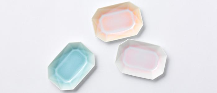 Arita Jewel Octagon 3pcs [FL06-02027]