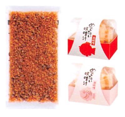 お赤飯と味噌汁 [KAN-4A]