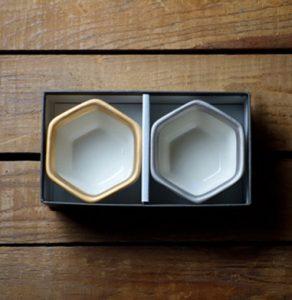m.m.d./ 特別釉薬 小鉢 / 瀬戸焼 / 2個セットギフトボックス付き [mmd4]