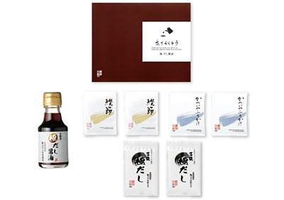 健美の里 極-kiwami-だし醤油10NA [KS306]