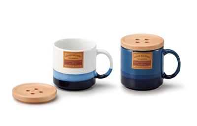 Denim Factory ペアマグカップ [DN-1424]