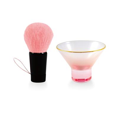 SALON de Dolce 熊野 侑昂堂の洗顔ブラシ&お猪口