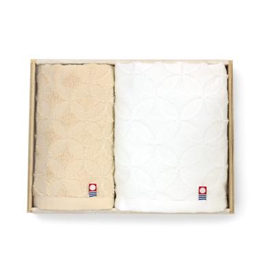 七宝つむぎ タオルセットB(木箱入) [SP1413]
