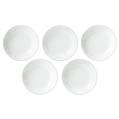 〈ポトペリー〉Mulet小皿5枚組み [726A0319]