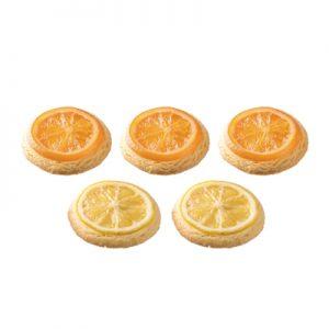 オレンジクッキー&レモンクッキー [AS024]