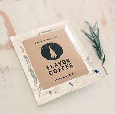 森のプチギフトフレーバーコーヒー(フレンチアーモンドバニラ) [NC-120-02]-2