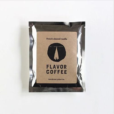 フレーバーコーヒー(フレンチアーモンドバニラ) [NC-001-01]