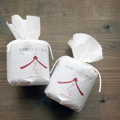 信州蜜リンゴ×焙じ茶 [NA-108]