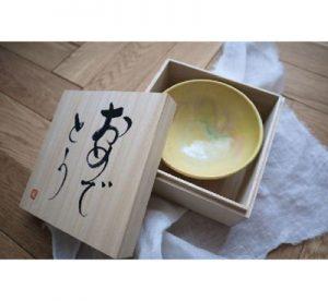 LE SEUL(ル・スール)飯碗 文字入れオーダボックス [Z-403-102]