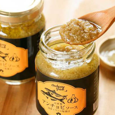 アンチョビソース  [anchovy-sauce]