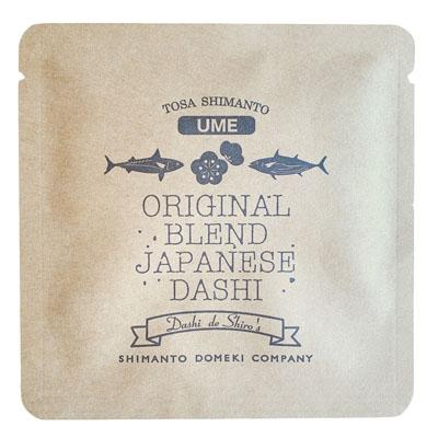 ORIGINAL BLEND JAPANESE DASHI DRIP(Ume Flavor) [SHM40355]