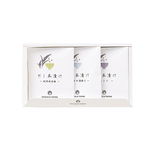 だし茶漬けセットA  [A001]