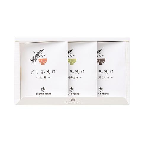だし茶漬けセットH  [A008]