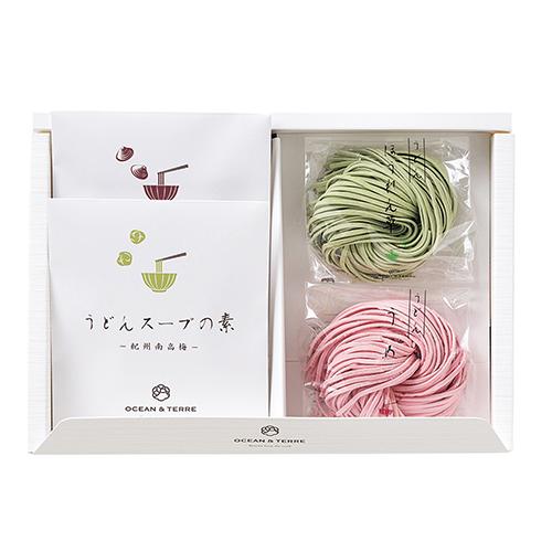 野菜うどんセットA [A059]