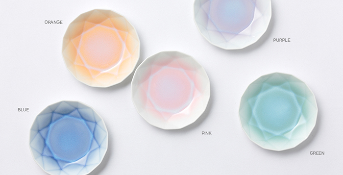 Arita Jewel Round 5pcs [FL06-02006]