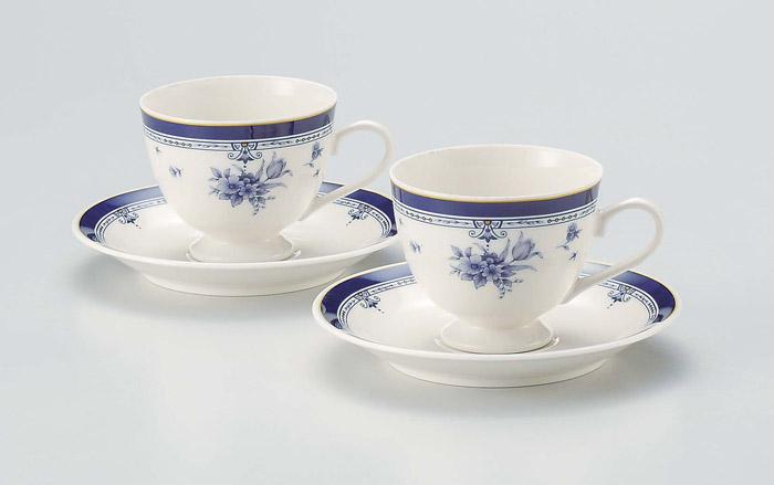 Lapisペア碗皿セット [6786-01]