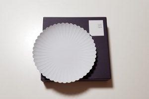 1616 arita japan TYパレスプレート大1枚 化粧箱入り [TY010]